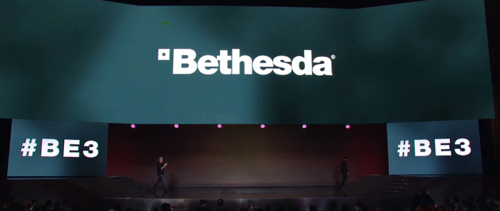 E3 2018: THE EXPOSITION OF GAMES. PART 4. BETHESDA