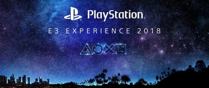E3 2018: THE EXPOSITION OF GAMES. PART 3. SONY PS