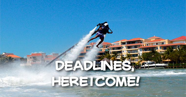 SBT Localization Deadlines