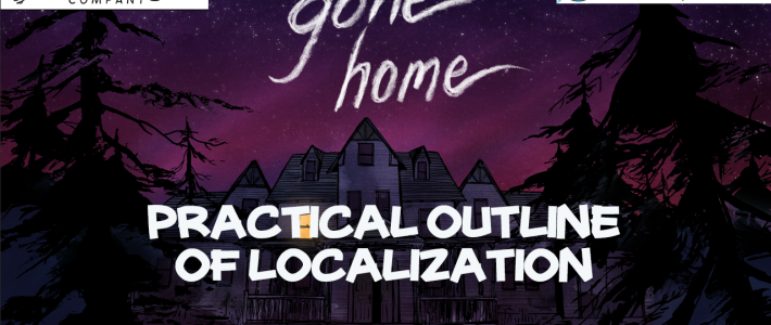 Gone Home: Practical Outline of Localization