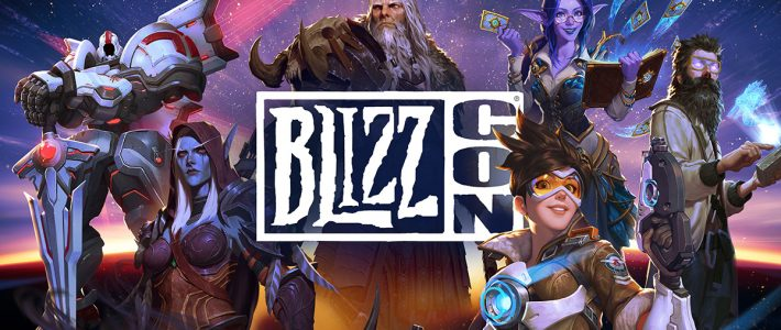 BlizzCon 2019: New games