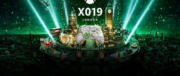 Xbox X019 Exhibition