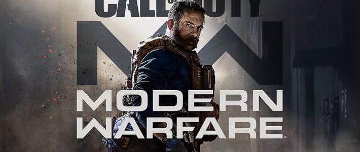 Розіграш гри Call of Duty: Modern Warfare (PC, Battle.Net). До Дня Збройних Сил України!