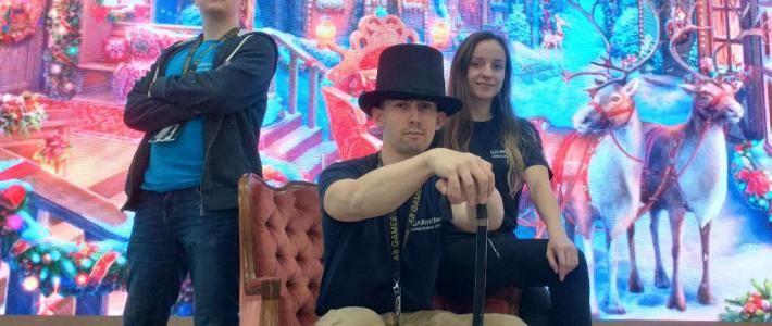 Games Gathering 2019 Kyiv