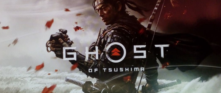 The Art of Ghost of Tsushima: Meet in Ukrainian